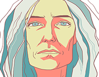 PORTRAIT / Patti Smith