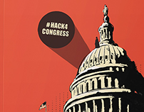 #hack4congress Cover Design