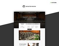 Company page | Client: Fantastični prostori