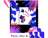 : Paris, fête & jungle :