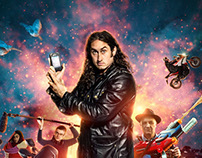 Ross Noble 'Freewheeling' Cinemagraph