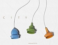 "Lamps 2015 - Collection ""CITY"""