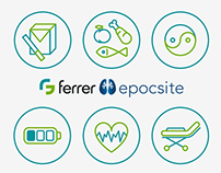 Ferrer Epocsite vector icons