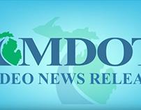 MDOT Video, Editing & Animation Work