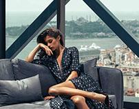 L'OFFICIEL VOYAGE FRANCE - Sara Sampaio, Istanbul