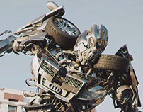 Audi Q7 and Transformers