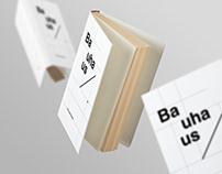 """Booklet """"Bauhaus"""""""