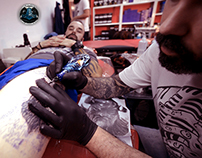 Robert Furtado | Tattoo Artist Promotional Video