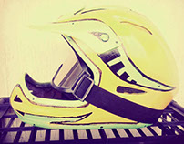 SAFETY ON THE FIRST PLACE - Helmet Design :)