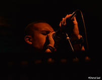 Bassem Khaled's concert at Teatro Alexandria ..