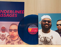Underlined Passages LP package