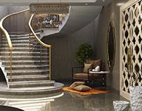 New Villa at KSA Ground floor