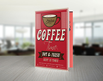Coffee Shop Flyer Design