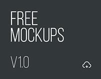 Free Mockups V1.0