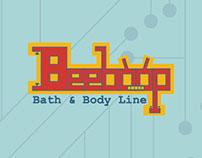 Beeboop Bath & Body line