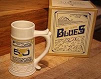 St. Louis Blues 2016-17 Beer Stein