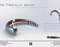 The Fibonacci bench