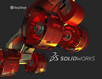 3D Modelling - Solidworks