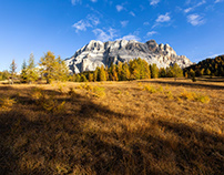 Dolomites XVIII - Autumn Special