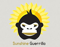Sunshine Guerrilla | Logo Design