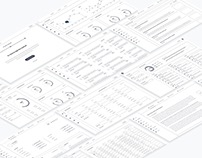 The Ultimate Dashboard UX Wireframes