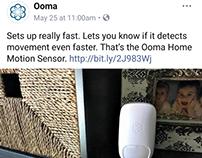 Ooma Social Media Custom Content 2018