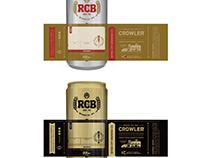 River City Brewing Co. Branding