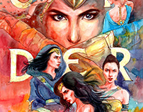 Wonder Woman - We Are the Warriors!