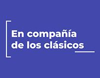 EN COMPAÑÍA DE LOS CLÁSICOS
