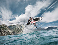 WINDSURFING LAKE GARDA