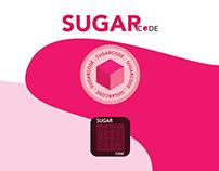 SugarCode (Logo design, and Branding)