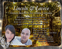 Wedding invite digital
