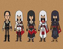 Assassin's Creed | Ezio | Minimalist