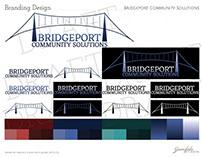 Logo & Branding for Bridgeport Community Solutions