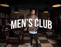 The Men's Club - Shooting - Barber Shop