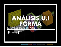Análisis U.I Forma: Recorridos/ ARQU-3830