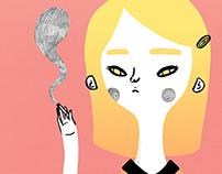 Angry Girls Club - Fan Art