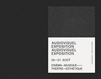 AUDIOVISUEL—EXPOSITION