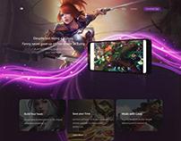 Mobile Legends-Game UI