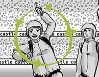 AD - Castle Lager Superfans Storyboards