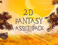 2D Fantasy Asset Pack