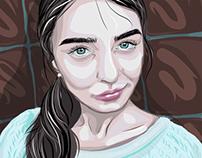 Портрет Анастасии