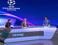 TV sports program