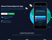 CleanoSpecto - App Portfolio - Algoworks