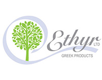 Ethyr products packaging