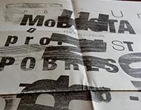 """Editorial """"Una modesta propuesta"""""""
