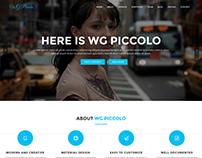 WG Piccolo Pro - Multipurpose WordPress Theme