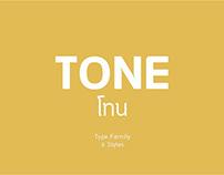Tone Type Family