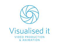 Visualised It Rebrand and Website