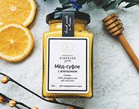 Organic Siberian Goods. Identyti/Packing/Web/Catalog